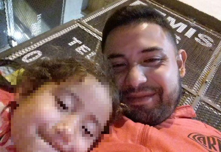 Leandro Alcaraz falleció el domingo al recibir dos disparos.