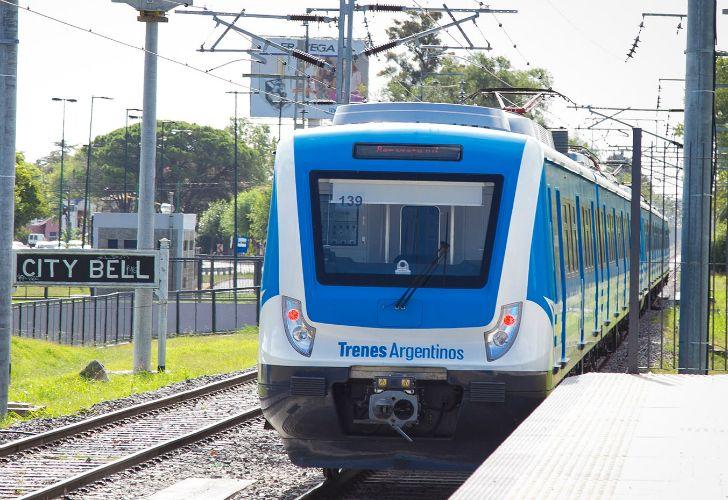 La Línea Roca une Constitución con el sur del Conurbano y La Plata.