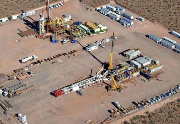 La técnica del fracking es permitida desde marzo de este año en Mendoza.