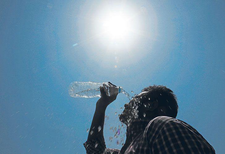 El abril argentino más cálido en los registros