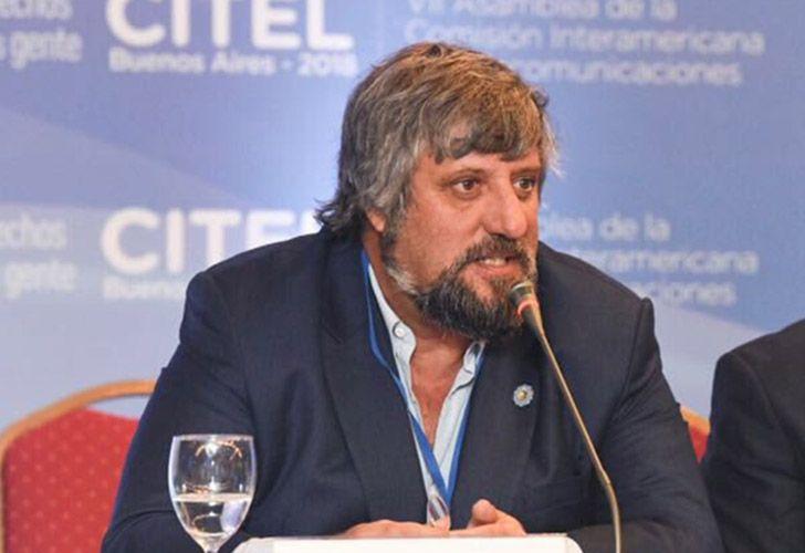 Miguel de Godoy Presidente de Enacom
