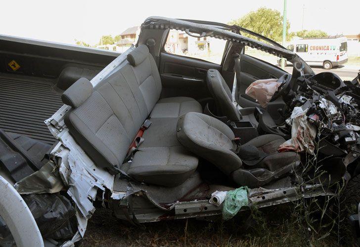 Matrimonio Accidente : Un matrimonio y su hija fallecen en accidente ruta
