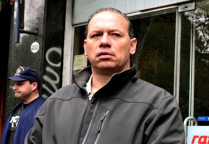 Berni dijo que con él en Seguridad Santiago Maldonado estaría vivo