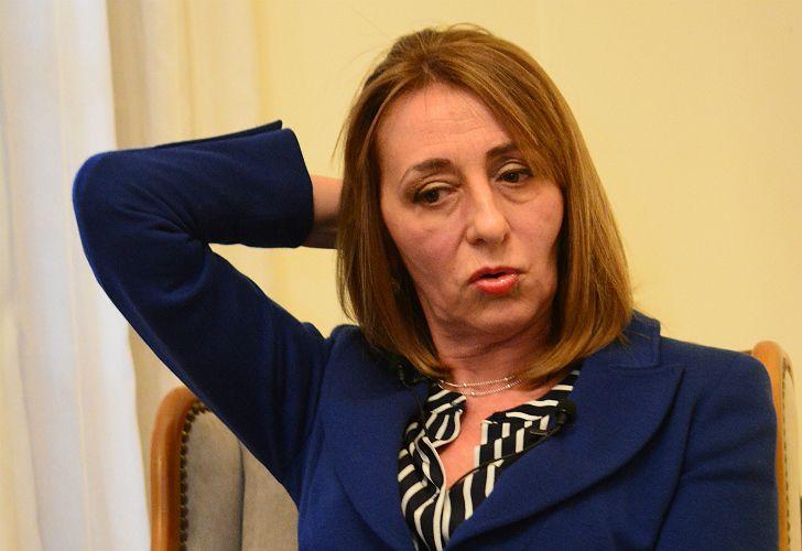 Alejandra Gils Carbó, titular del Ministerio Público Fiscal.
