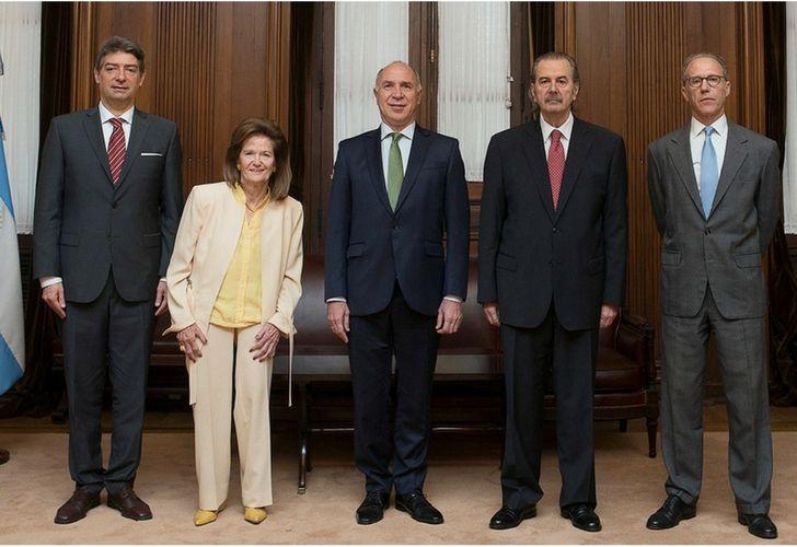 La Corte Suprema precisó límites para el traslado de jueces