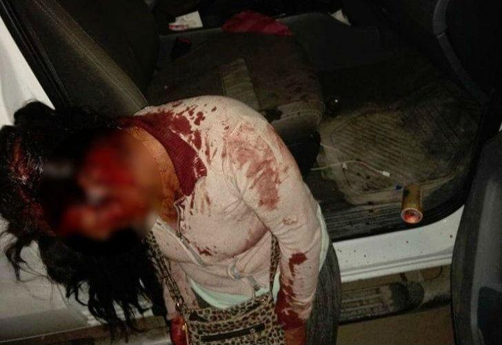 Guaymallén: casi mata a su mujer a golpes con un desodorante