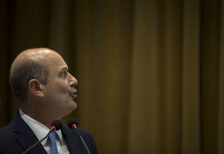 Federico Sturzenegger, presidente del Banco Central
