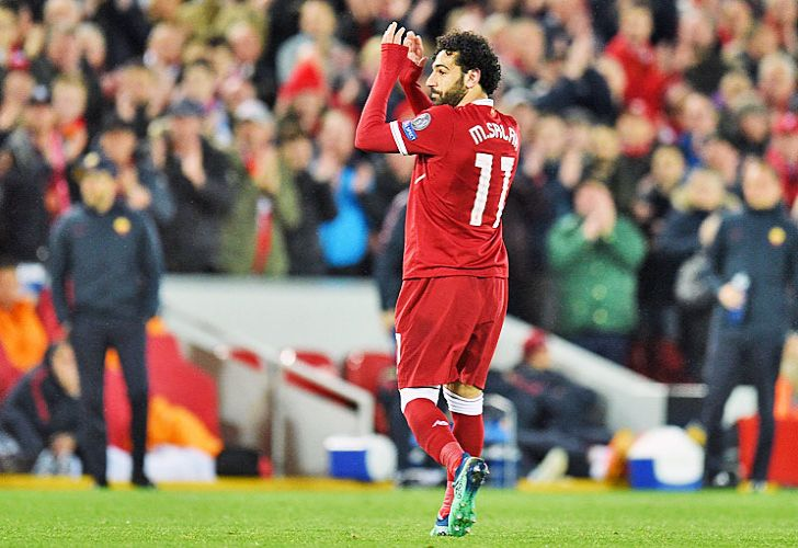 Mohamed Salah, el favorito en la Premier League