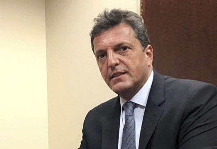Massa apuntó contra el Gobierno por el aumento en las tarifas