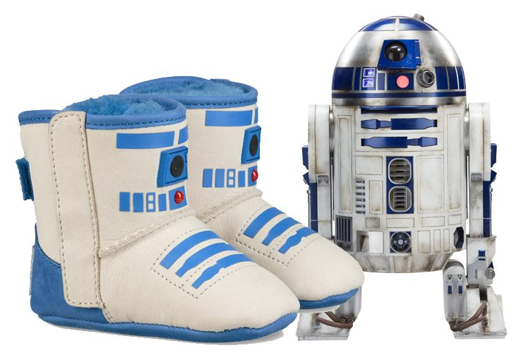 Uggs (2017) - R2D2