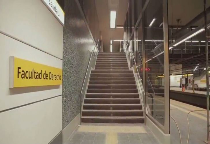 La nueva estación de la línea H