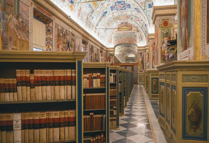 Biblioteca Apotólica Vaticana