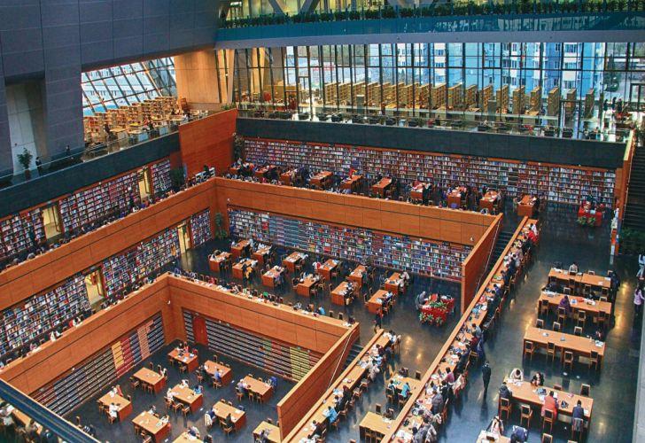 Biblioteca Nacional de China