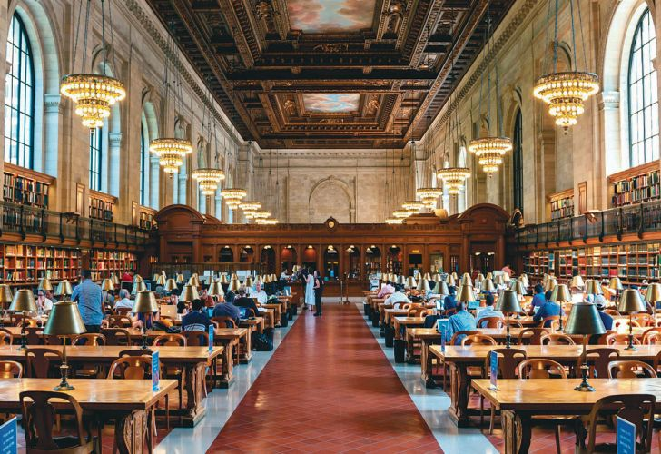 Biblioteca New York Public Library