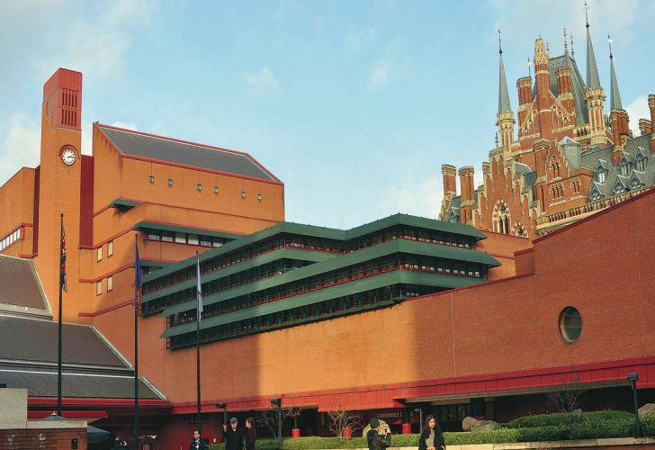 Biblioteca British Library