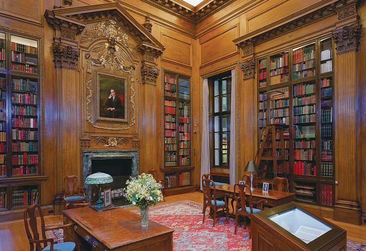 Biblioteca de la Universidad de Harvard