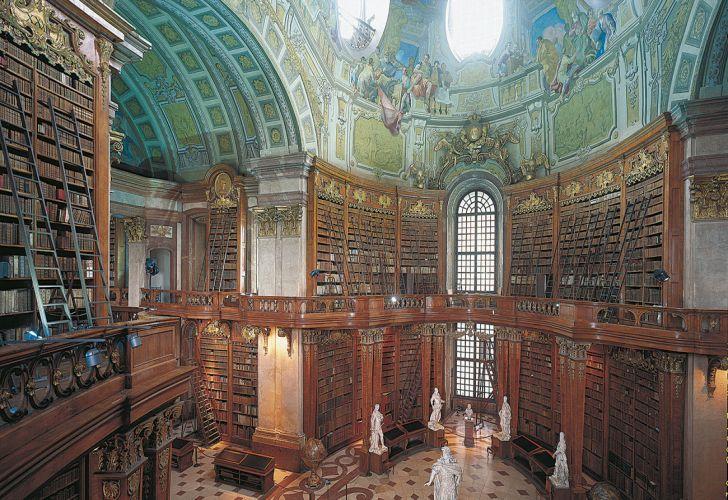 Bibliteca Nacional de Austria