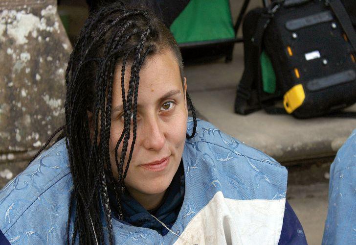 Alejandra Araujo, la capitana