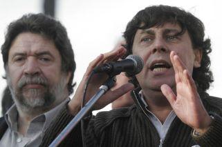Las CTA de Micheli y Yasky anunciaron un acto para el 1 de mayo