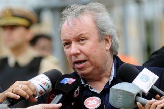 """Daniel Peralta: """"Queremos que la Gobernadora siga hasta 2019"""""""