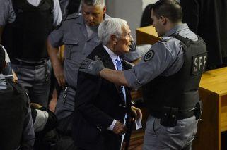 Otorgan la prisión domiciliaria al represor Miguel Etchecolatz