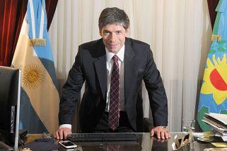 Senador. El ex jefe de Gabinete es el ladero de Pichetto en la conducción del bloque del FpV-PJ.