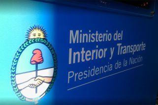 Ministerio de Interior y Transporte de la Nación