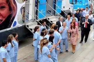Cristina Kirchner Odontologos