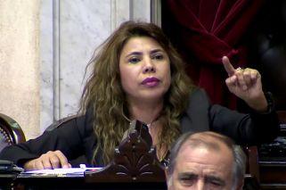 Diputada Silvia Martínez (UCR Jujuy)