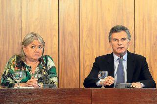 Macri y Malcorra, apoyo a Hillary y sorpresa en el escrutinio.