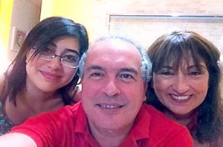 Lopez. La Justicia también sigue el rastro de su mujer y de sus hijas.
