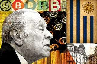 Borges, inédito: