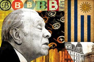 Borges, inédito: