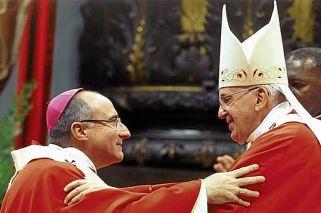aliados. El cardenal Daniel Sturla es amigo personal del Papa. Además de tener vínculos familiares con miembros del Partido Nacional, es un sacerdote de origen salesiano.