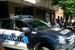 El exjefe del Ejército, César Milani, es trasladado a la cárcel por la causa de desapariciones de personas.