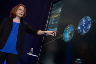 Vida, agua y oxígeno: la NASA despejó dudas sobre los siete nuevos planetas
