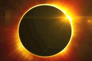 Video   Así se formó el eclipse de sol