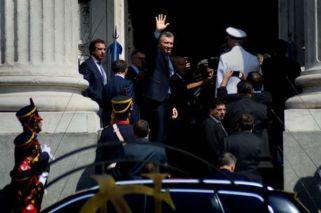 Macri en el Congreso: sin sorpresas