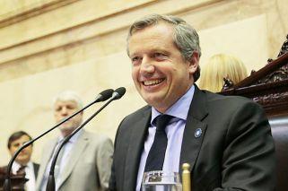 A debate. El titular de la Cámara de Diputados, Emilio Monzó , activó el proceso para discutir los proyectos en comisión. El año pasado, la situación de Julio De Vido marcó el debate por los fueros.