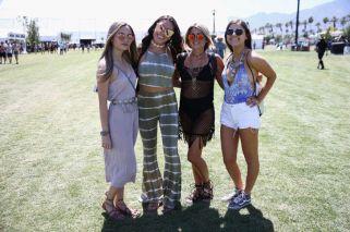 Coachella: un festival y muchos looks