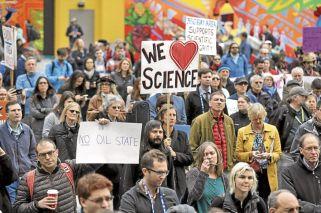 Convocan a una marcha global a favor de la ciencia