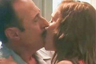 El fogoso beso de Guillermo Francella y Luisana Lopilato