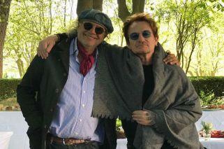 Francis Mallmann le cocinó a Bono