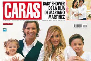 Panam presenta a Bautista y festeja el cumple de Sofía