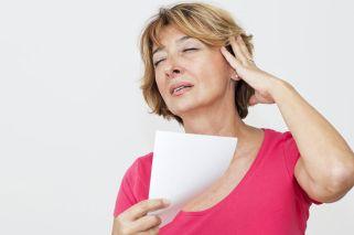 Fármaco experimental promete reducir los sofocos de la menopausia