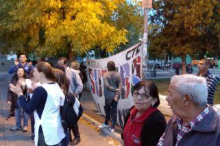 Convocan a una protesta docente en la base aérea donde vive María Eugenia Vidal