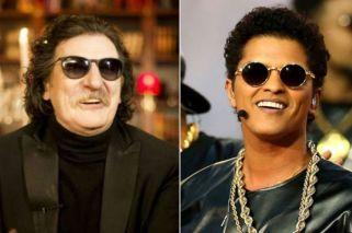 Charly García acusó de plagio a… ¡Bruno Mars!