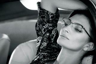 Mariana Arias presenta su nueva colección de anteojos