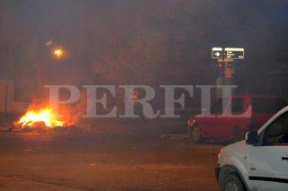 """Fiscal de Estado de Santa Cruz: """"Se incitaba a llevar nafta y quemar la residencia"""""""