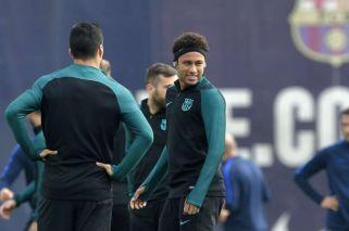 Barcelona no contará con Neymar para el clásico